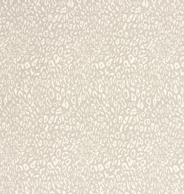 Leopard luipaard print offwhite