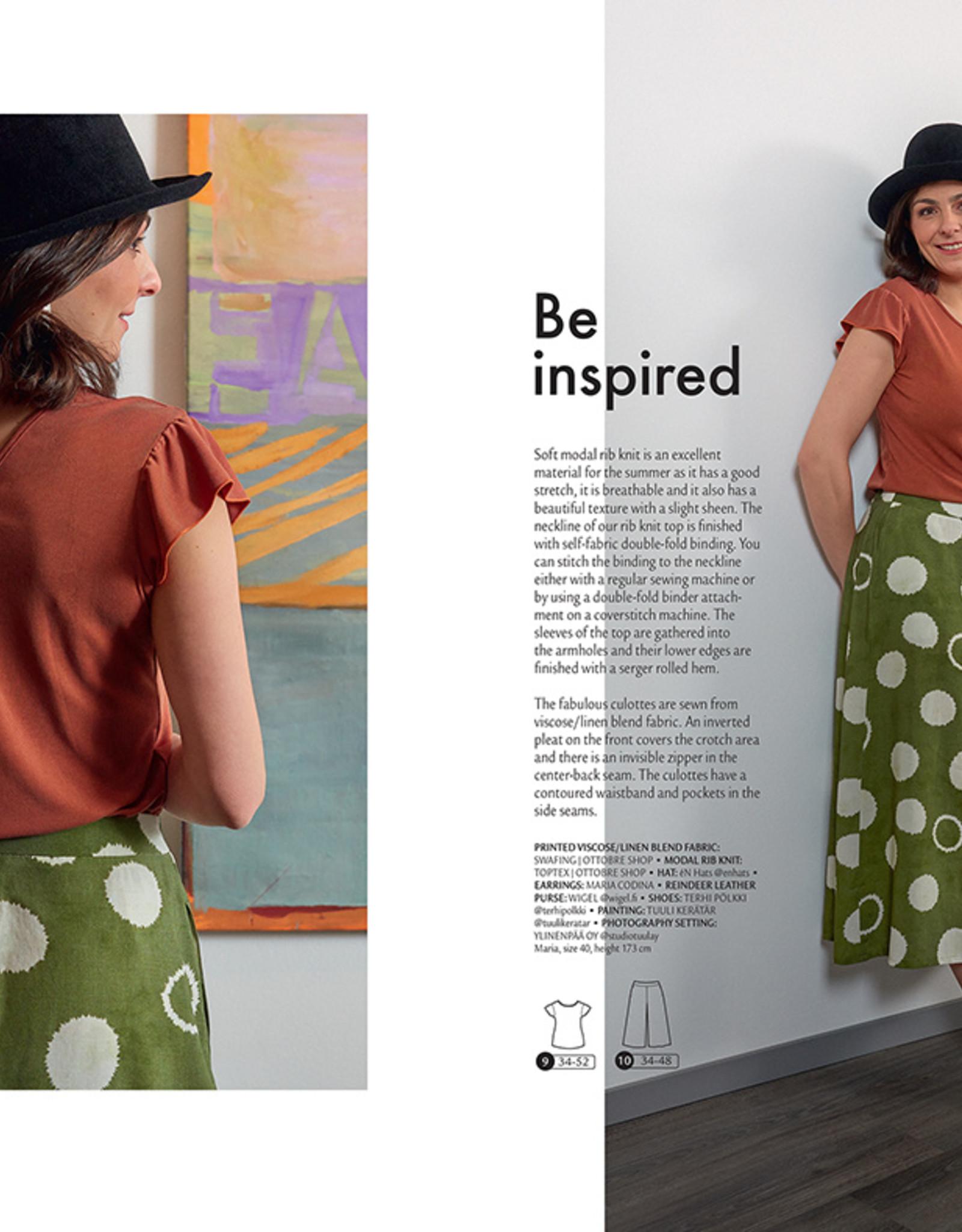 Ottobre Ottobre Design Woman lente/zomer 2/2021