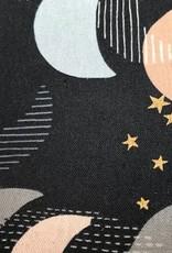 Trefle Black Moon canvas