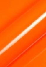Fluo vinyl - neon oranje