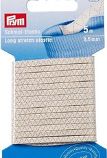 Prym Prym - lingerie elastiek 3.5mm wit- 910 360