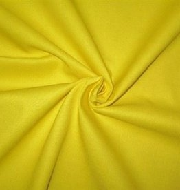 Uni katoen fel geel