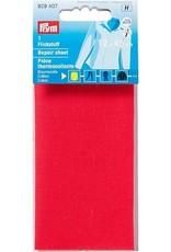 Prym prym - verstelstuk katoen rood 12x45 cm - 929 407