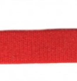 Lingerie elastiek 10mm glanzend rood