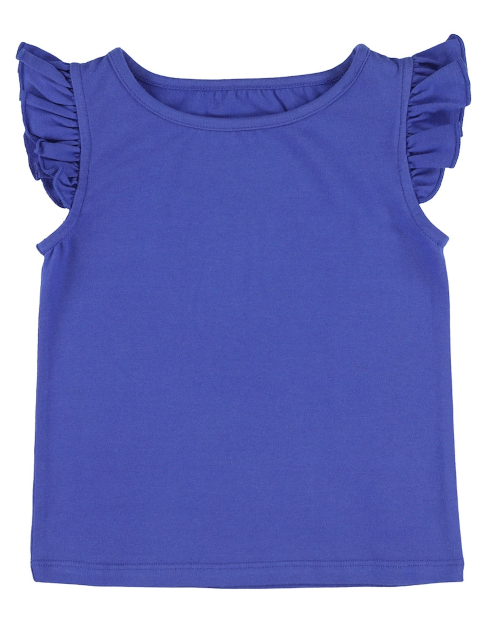 Tencel Jersey Plain Dazzling Blue