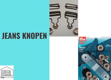 jeans knopen