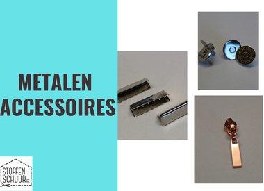 Metalen accessoires