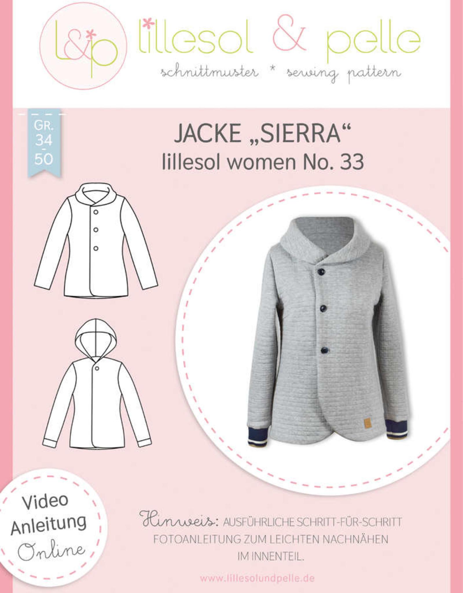 Vest jas Sierra  vrouwen no 33