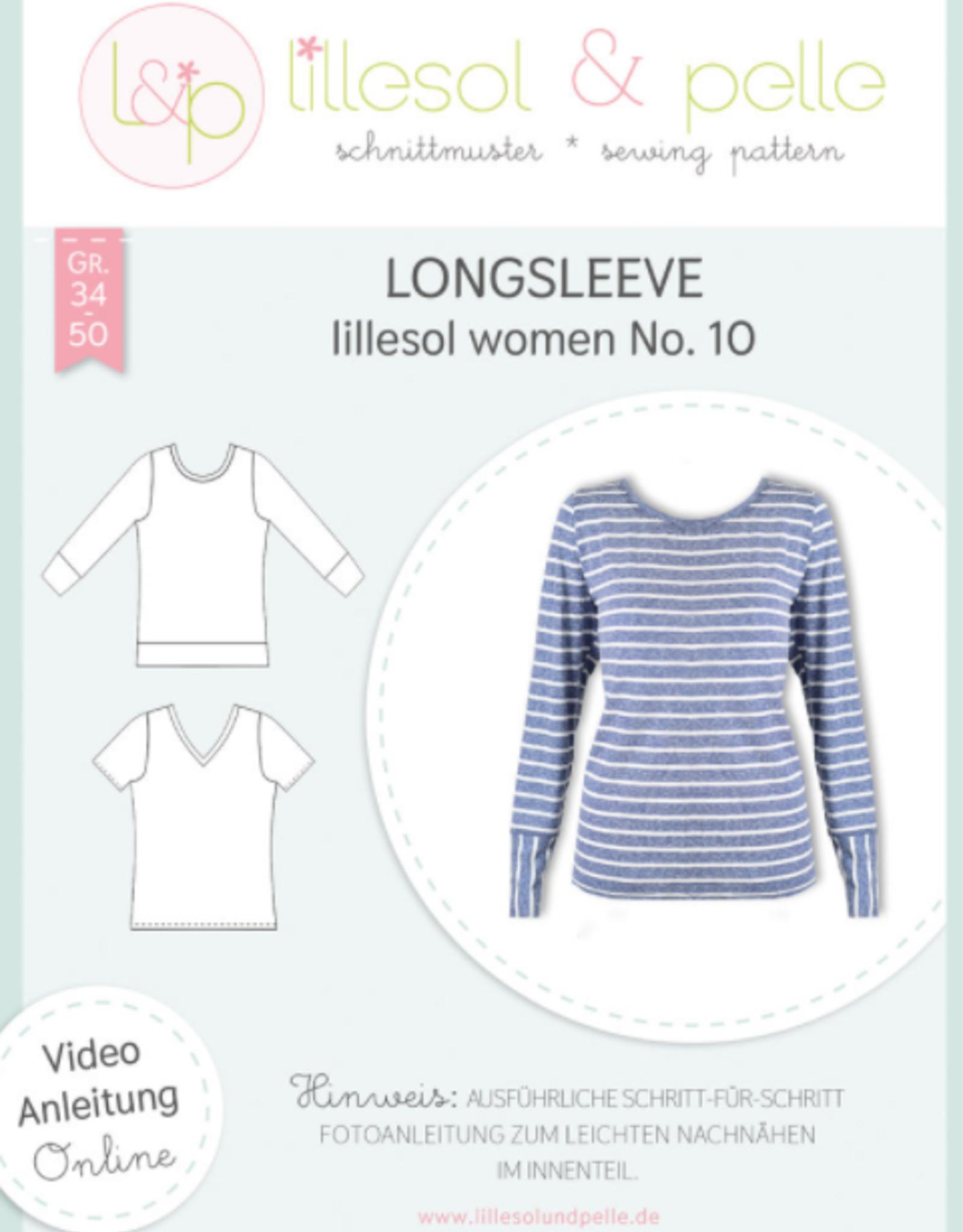 Longsleeve vrouwen no 10