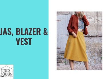 Jas, blazer & vest