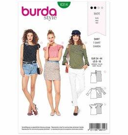 Burda Shirt 6314 - Burda