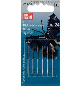 Prym Prym -  borduurnaalden zonder punt no24 - 125 558
