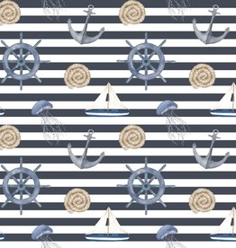 Poppy Canvas Sail Away Marine