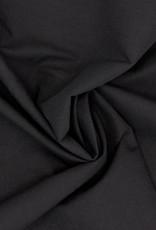 COUPON  Linnen washed zwart 90x135cm