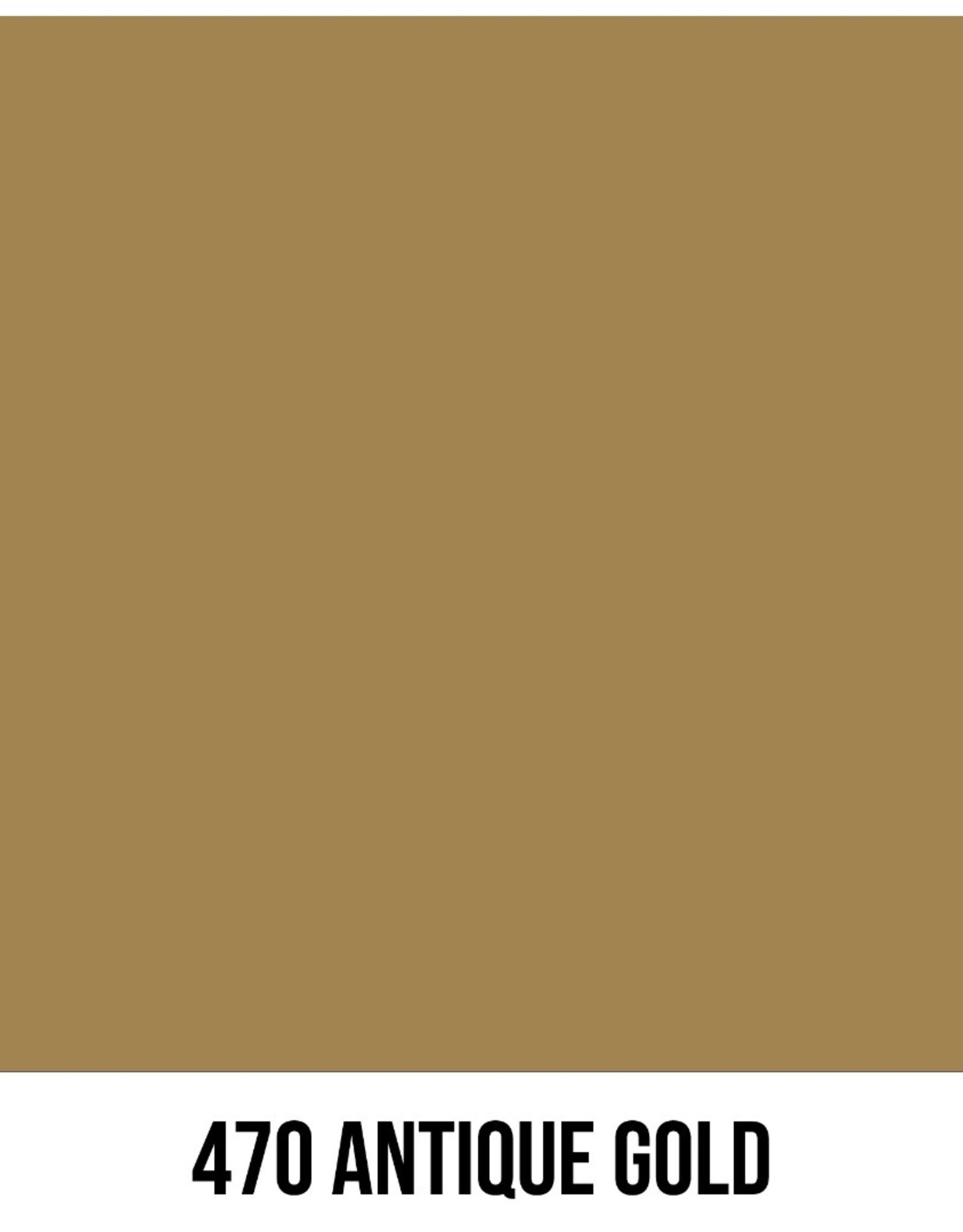 Premium flex Flexfolie Antique Gold 470 per 10cm