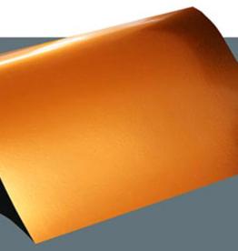 Flexfolie Metallic Copper 438 koper per 10cm