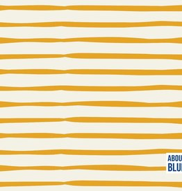 About Blue Fabrics Good Vibes Only - Golden Spice Lines