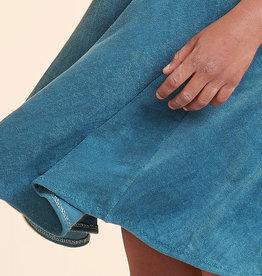 About Blue Fabrics Uni 16 Blue Wing Teal Sponge