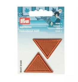Prym Prym  - applicatie driehoek cognac - 925 594