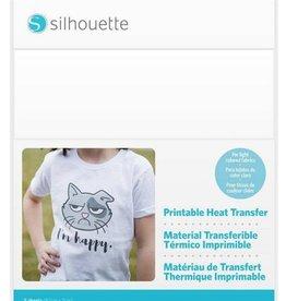 silhouette Printable Heat Transfert - printbare flexfolie voor lichte stoffen