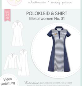 Polokleed en T-shirt vrouwen No 31