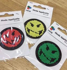 HKM Applicatie Smiley gaming - assortiment kleur
