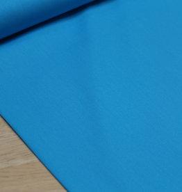 coupon 70x140Uni katoen turquoise