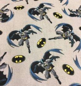 Poplin Batman digital print