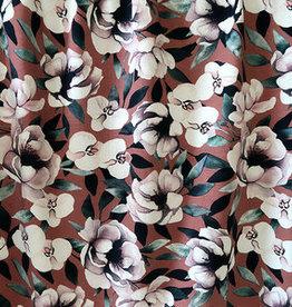 Mieli Design BLUSH BLOOM blush pink - organic jersey
