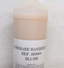 Vloeibare handzeep blush rose - per 50ml (voor vulling glazen flessen)