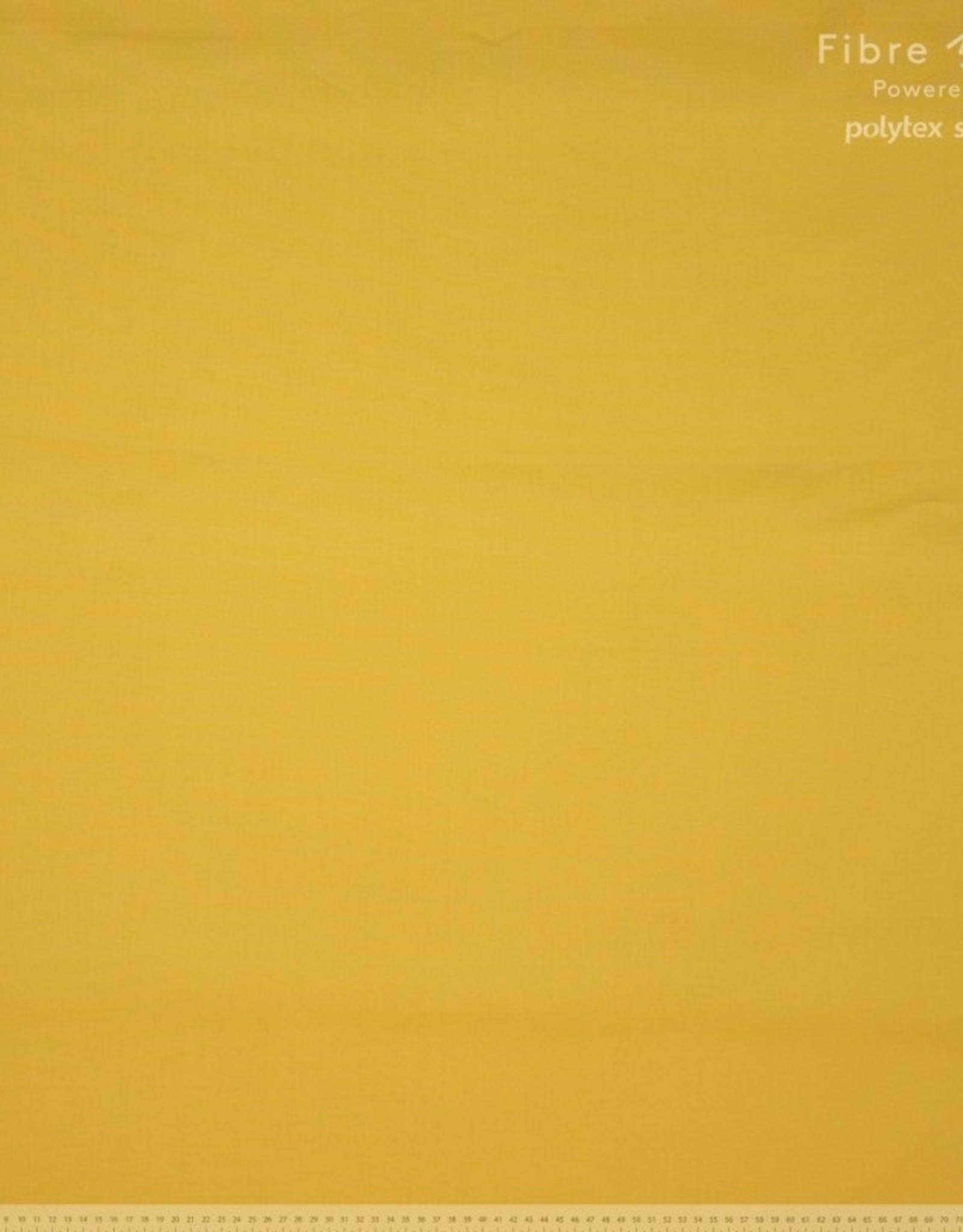Fibre Mood katoen poplin stretch yellow FM Mae, Chloe