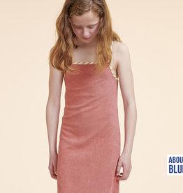About Blue Fabrics Uni 7 Canyon Rose Sponge