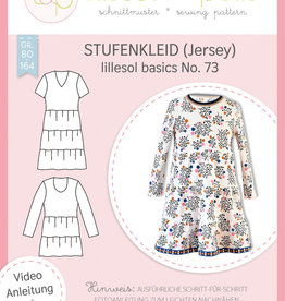 Strokenkleed (tricot) no 73