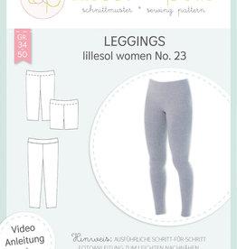 Leggings vrouwen No 23