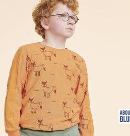 About Blue Fabrics Sea You - FOX FIESTA (Sponge/Terry Cloth)