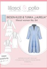 Biezenkleed en tuniek vrouwen Laurelia No 64