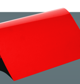 Poli Flex Flexfolie  Flame Red 473 per 10cm