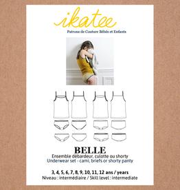 Belle - ondergoed set, culotte of hipster