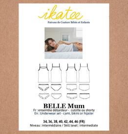 Belle Mum - ondergoed set, culotte of hipster