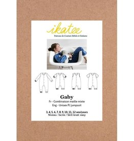 Gaby - unisex pyjama, jumpsuit