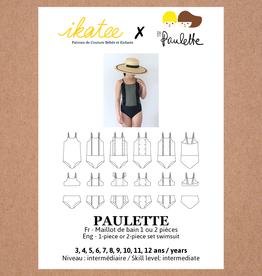 Paulette - badpak en bikini
