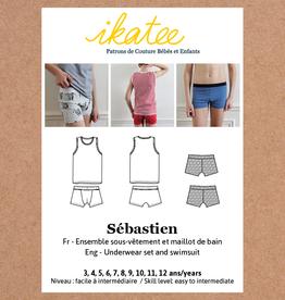 Sébastien - ondergoed set, zwembroek