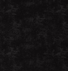 Punta di roma zwart met folieprint