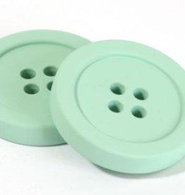 Naaigewicht in knoopvorm per 2 - mint