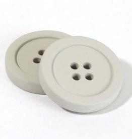 Naaigewicht in knoopvorm per 2 - grijs