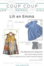 coup coup Lili en Emma - coup coup