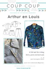 coup coup Arthur en Louis - coup coup