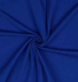 Uni tricot GOTS kobalt