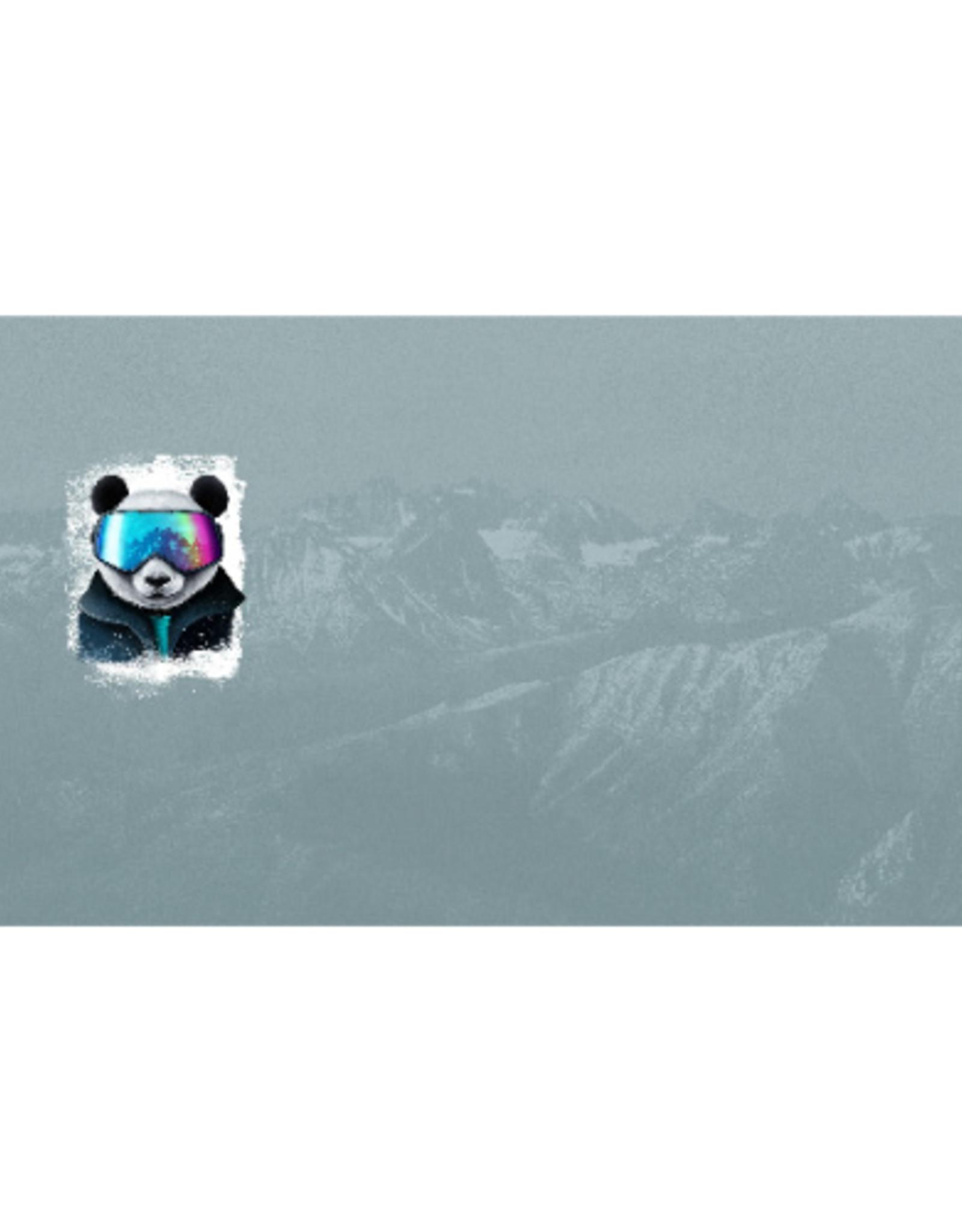 swafing Paneel Snowpanda - byThorsten Bergen 80x155cm