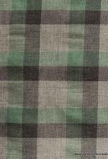 Katia Fabrics Viyella Tartan Check forest